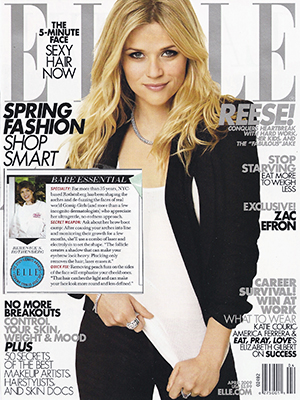 ELLE MAGAZINE - April 2009 - Reese Witherspoon