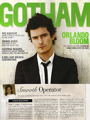 GOTHAM MAGAZINE - May 2007 - Orlando Bloom