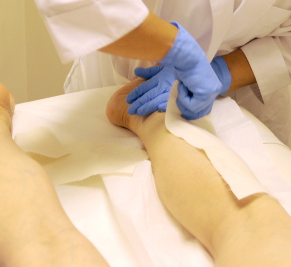 Waxing Hair Removal